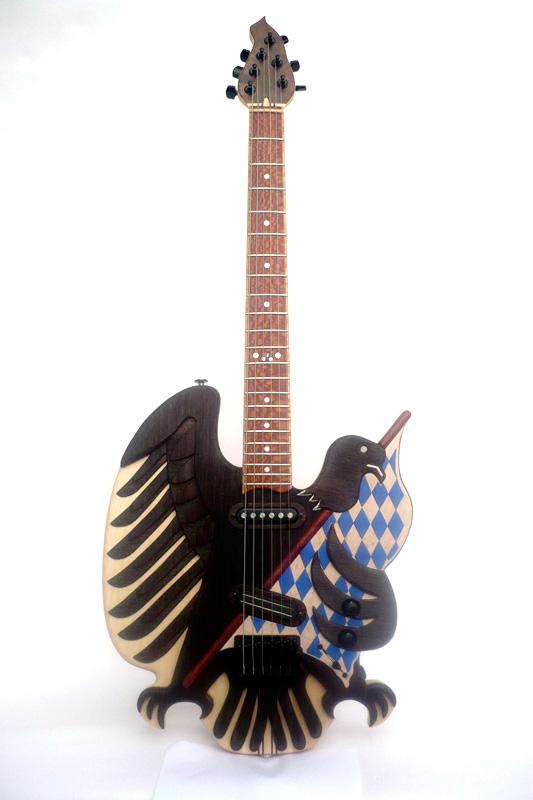 adler gitarre Aktuelles