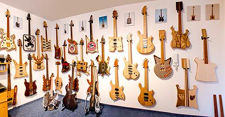 gitarren pitway Gitarrenbau